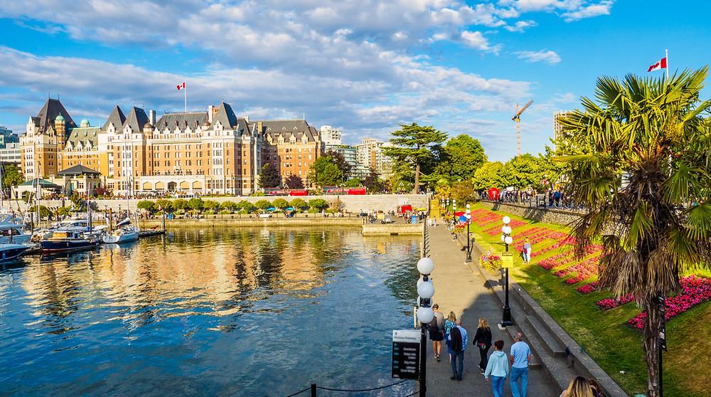 Victoria Harbour, British Columbia Canada