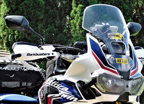2017 Africa Twin (DCT)