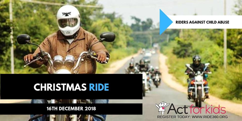 Christmas Ride | 16th Dec 2018
