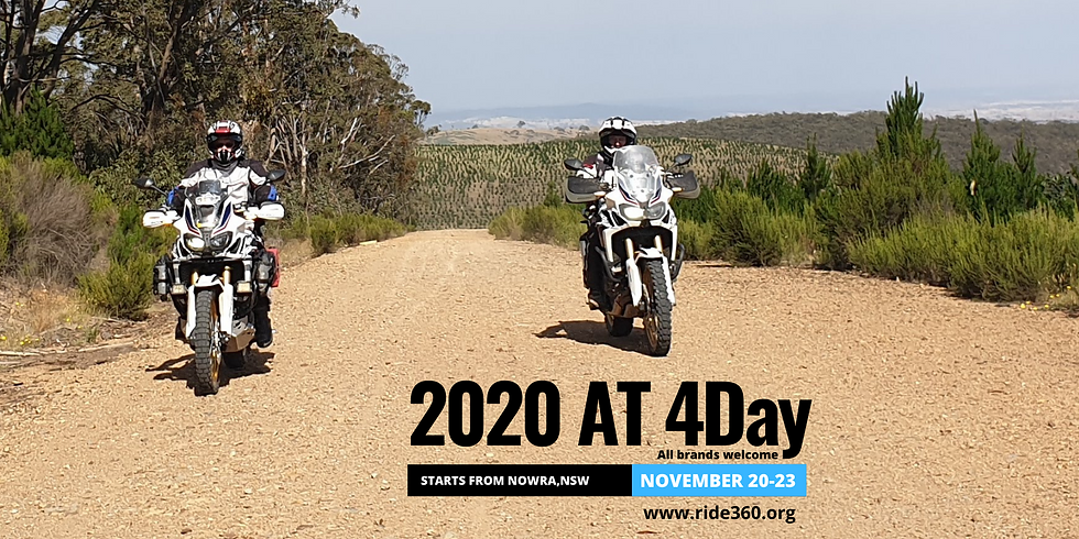 2020 AT4Day   Nowra to Gloucester