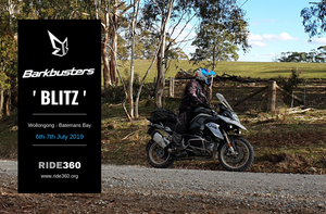 Learn about the Barkbusters BLITZ Rides and find the next event here