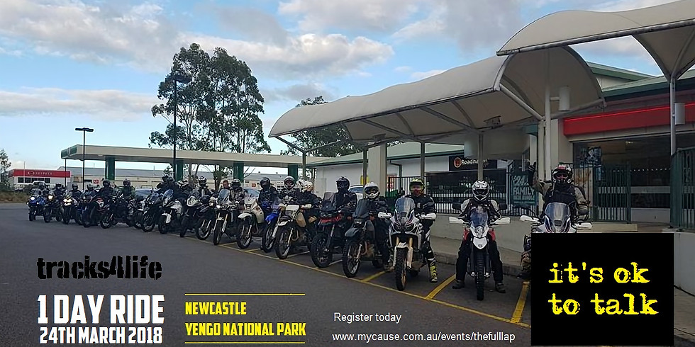 1 day Ride, Newcastle NSW