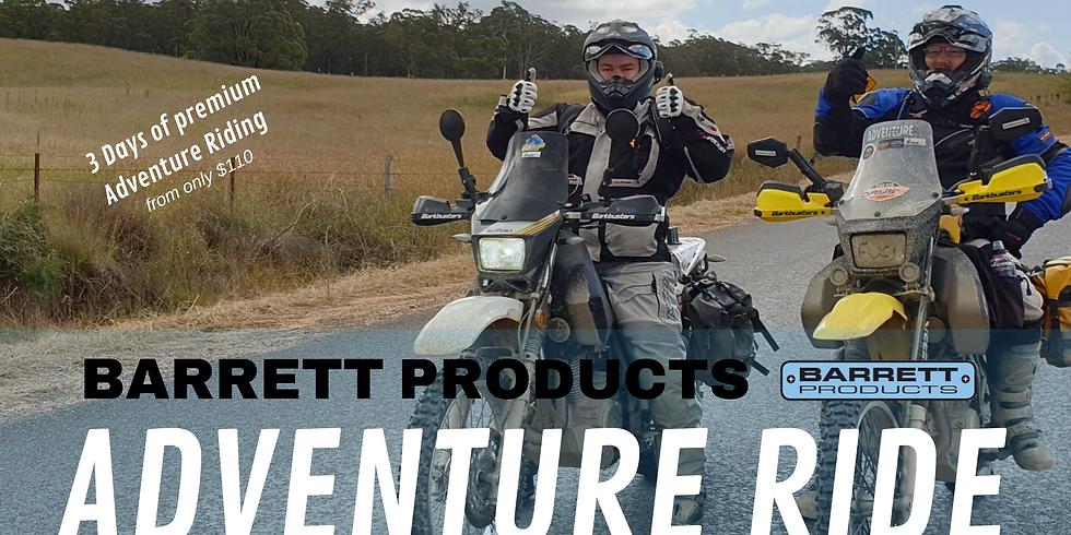 Barrett Products Adventure Ride - Subscriber