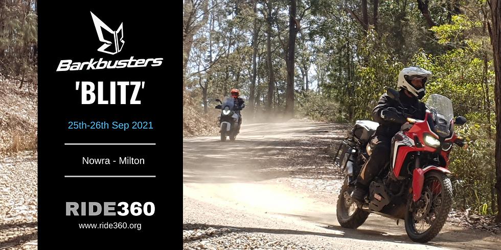 2021 Barkbusters BLITZ #5