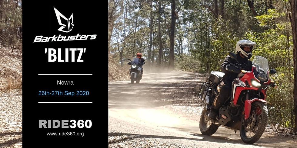 2020 Barkbusters BLITZ #5 - Subscriber