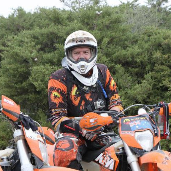 Geoff Wilkinson -  Sponsor me in the RideToStopSuicide