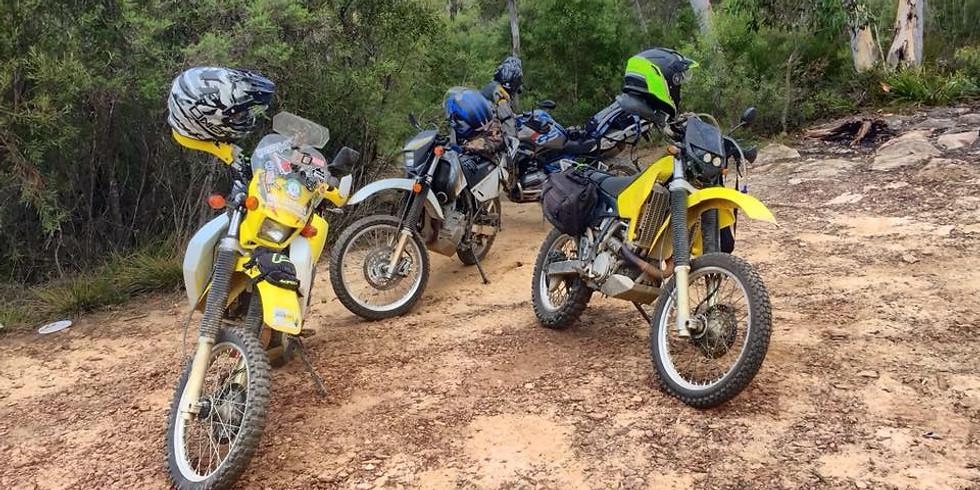 1 day ride, Robertson to Oberon NSW