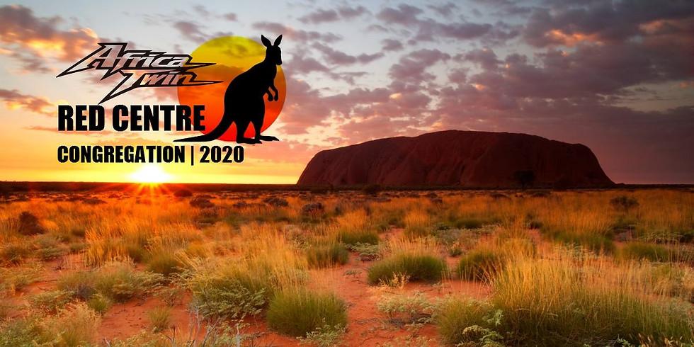 RED CENTRE CONGREGATION   2020