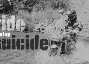 Ride to Stop Suicide | 8th Sep 2019