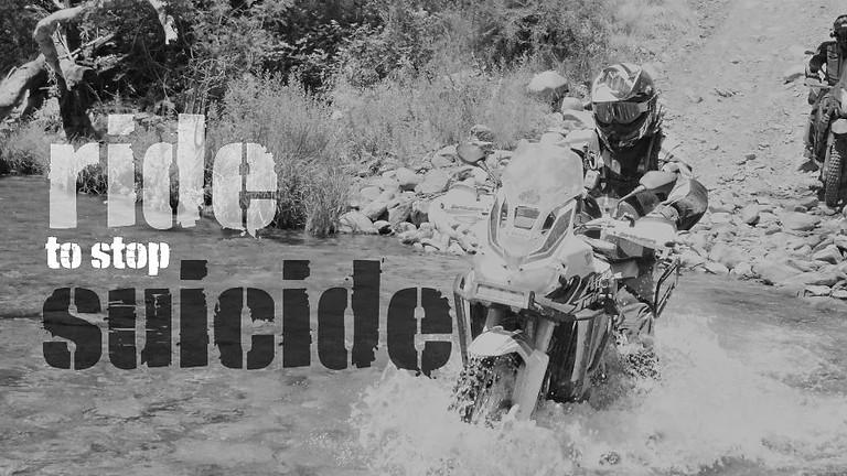 RideToStopSuicide | Kinglake | Vic
