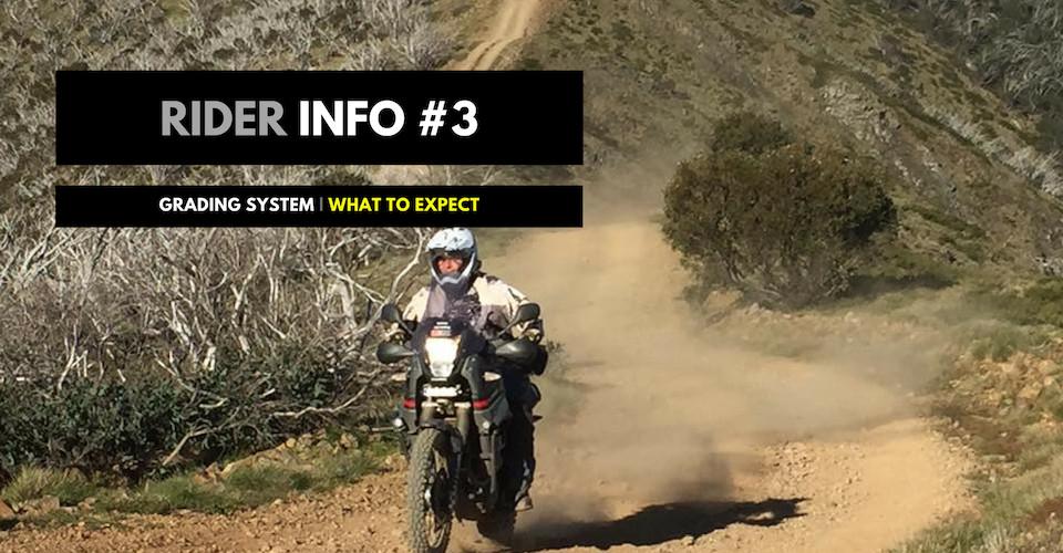 Ride grading system | RIDE360