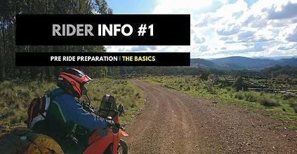 Rider Info 1 _ RIDE360