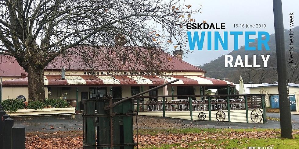 ESKDALE WINTER RALLY   2019