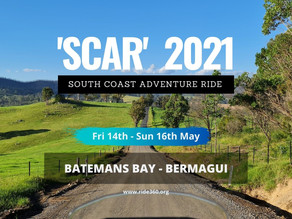 SCAR 2021 - Final places, 7 days left.