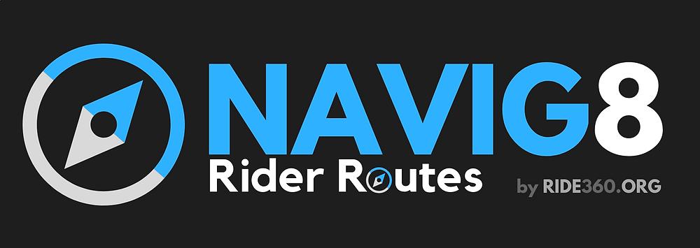 NAVIG8 Rider Routes