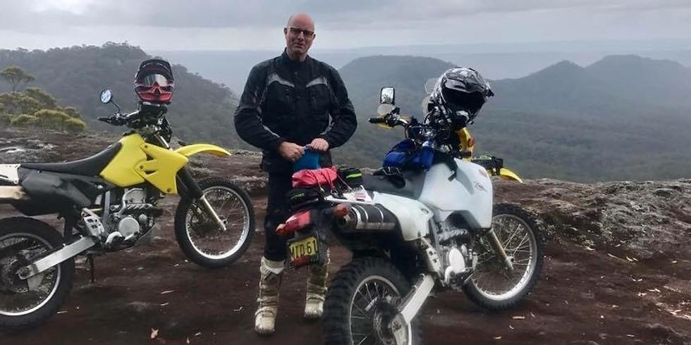 David Makin - Sponsor me in the RideToStopSuicide