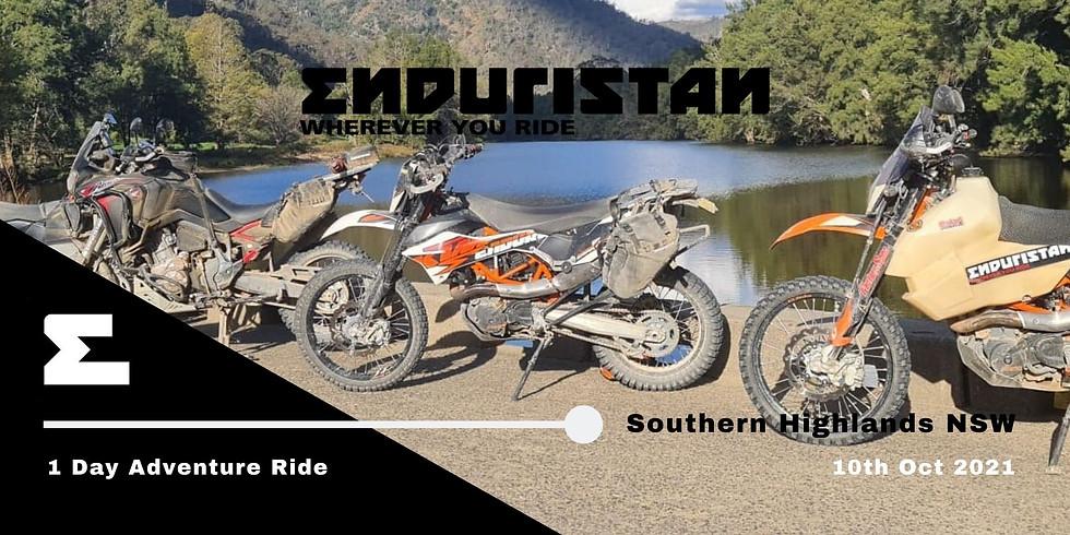 2021 Enduristan Australia 1 Day Adventure Ride