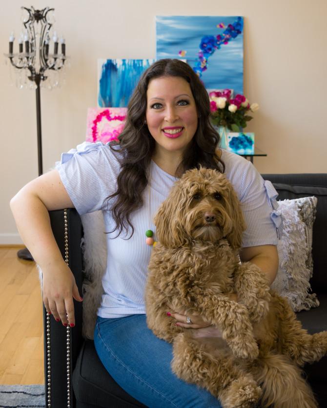 IVF Needles Birth Glitterful Masterpieces