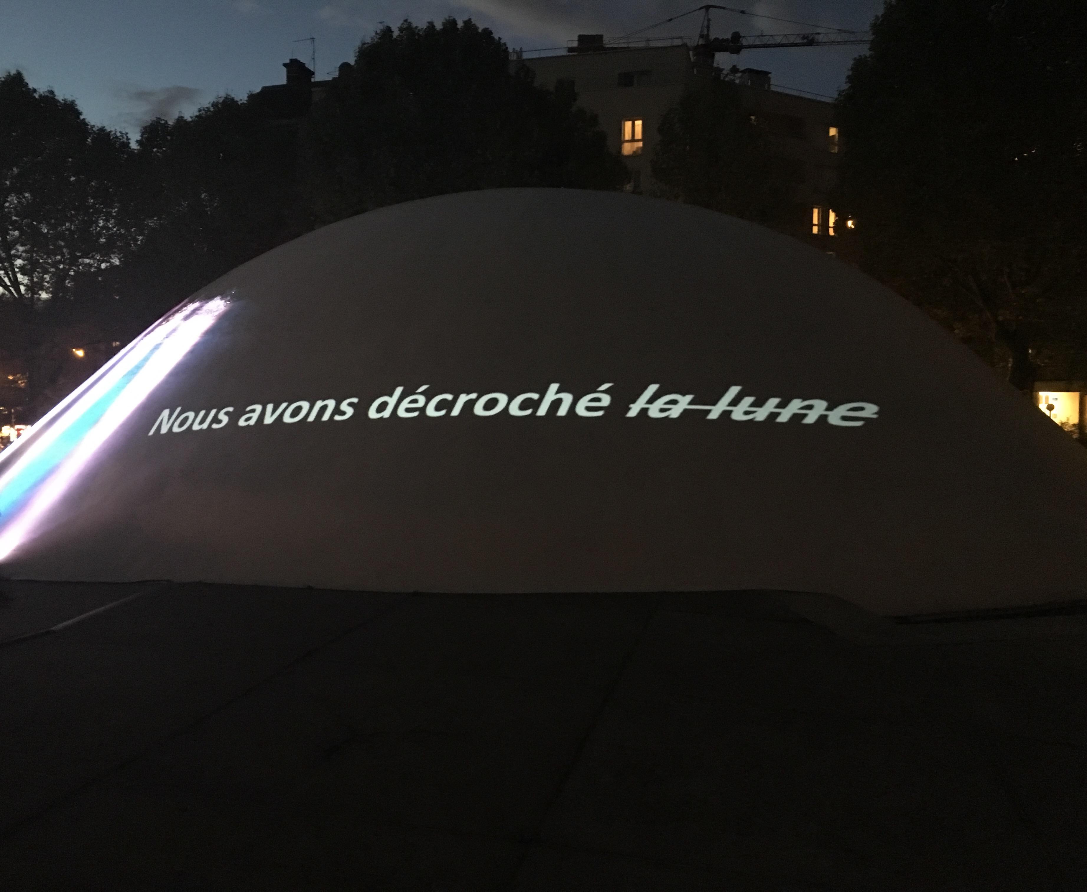 Nuit Blanche 2016 © Pauline Le Goff