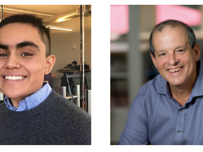 Staff Transitions: Welcoming Cameron Chaleff; Thanking Alan Harlam