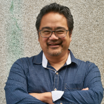 Pastor Bruce Reyes-Chow
