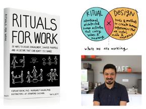 Glean Alumus Dr. Kursat Ozenc: Reimagining Rituals for Work