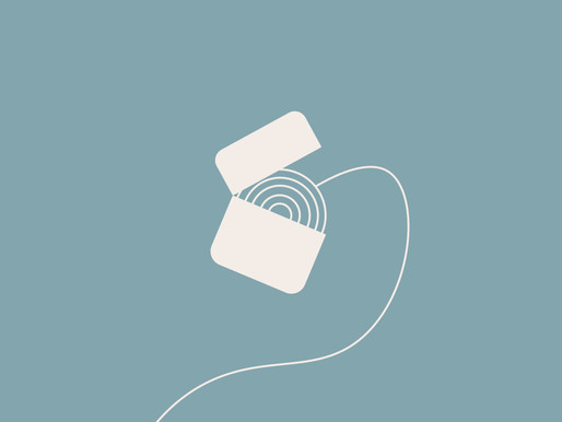MAKE FLOSSING YOUR EVERYDAY HABIT
