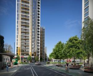 Goldsworth Road