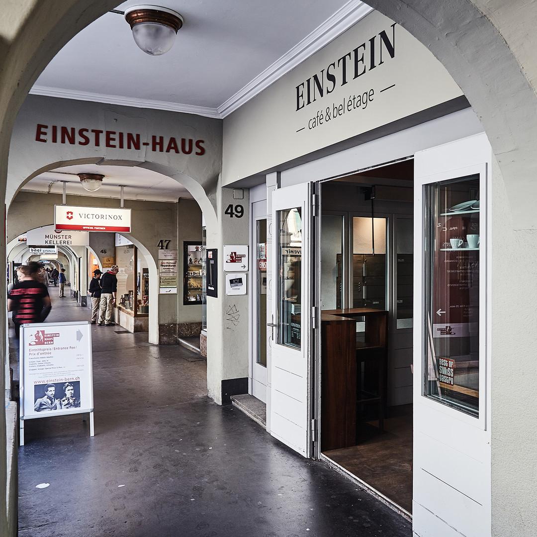 Einstein Café