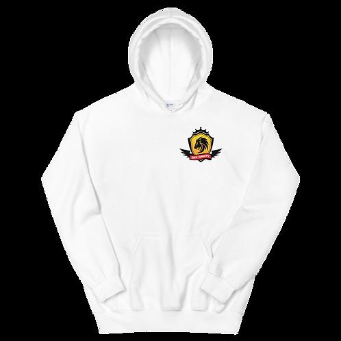 Lion Shield Logo Hoodie