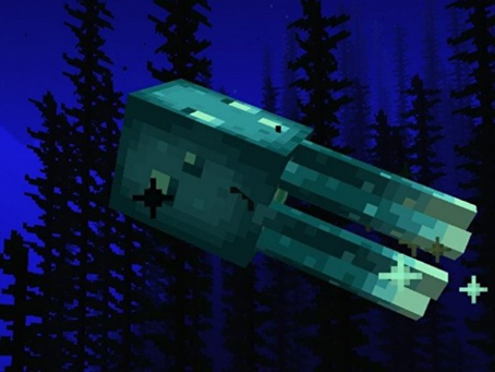 Get to know glow squids in Minecraft's latest snapshot