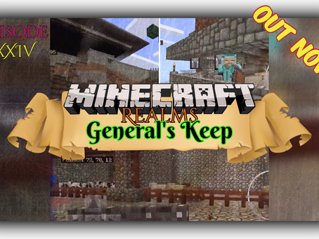 "KEEP IT STABLE- ""General's Keep"" (XXIV) - A Minecraft Realms Adventure [Bedrock]"