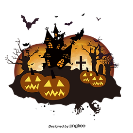 —Pngtree—halloween_design_elements_1