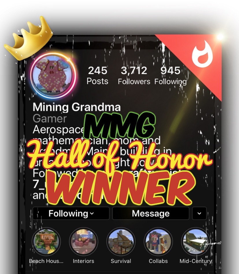 Mining Grandma