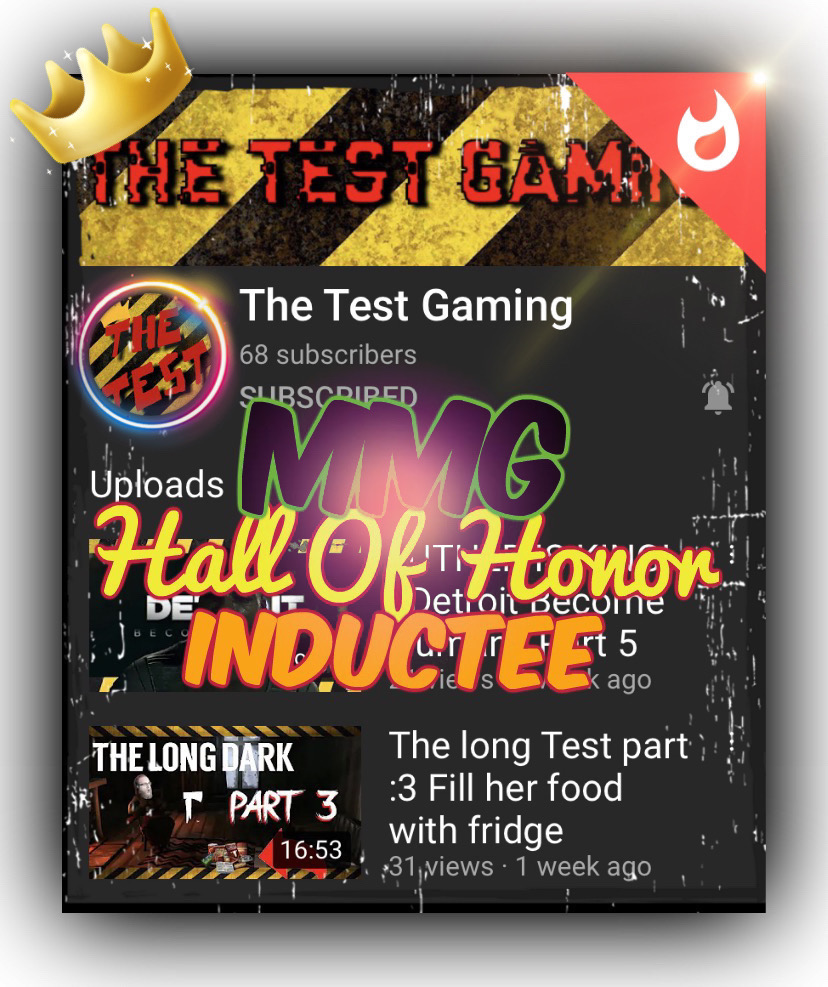 The Test Gaming
