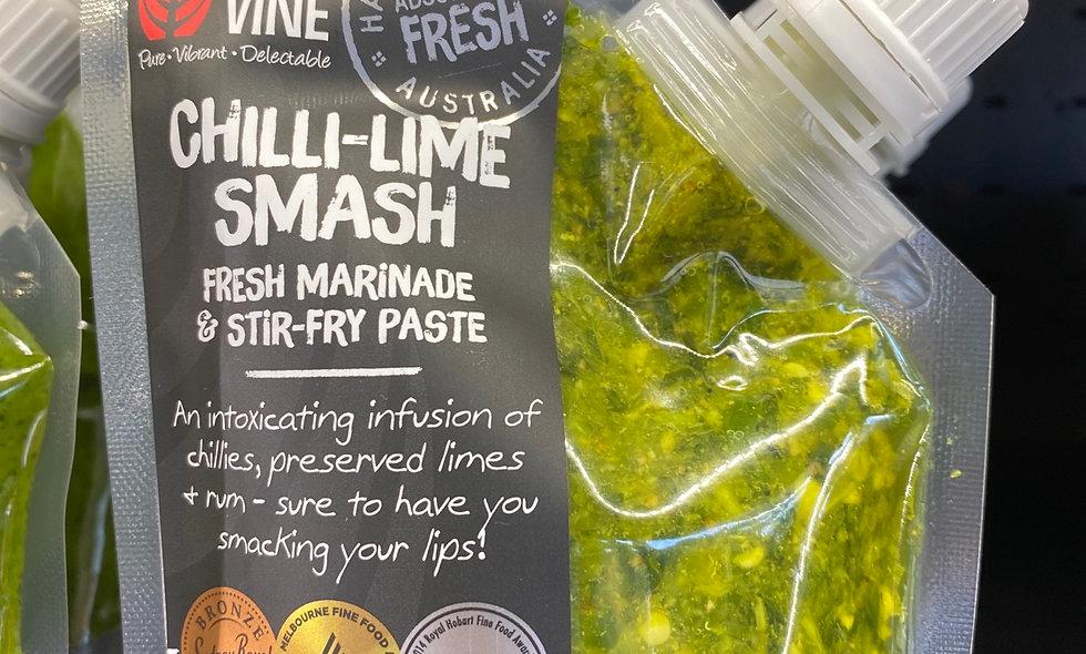 Chilli lime smash marinade