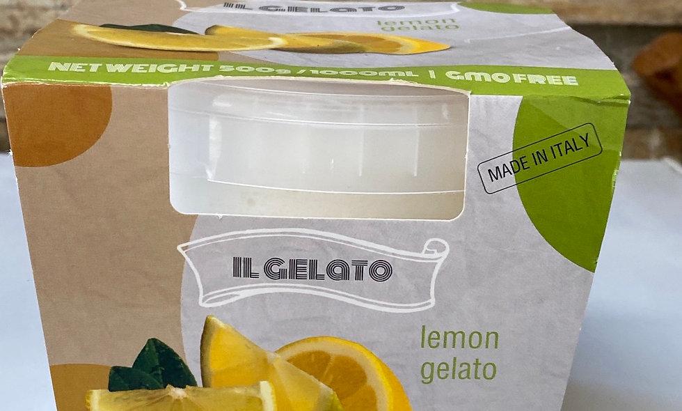 IL gelato lemon