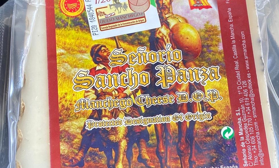 Seńorio sancho panza manchego cheese