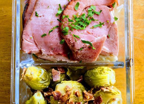 Meat & Potatoes Menu 3 Meals