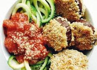 Vegetarian Menu 8 Meals