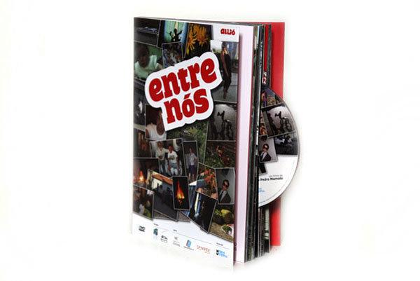 Entre Nós (Livro+DVD)