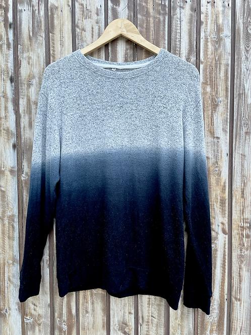 The Ombré Sweater