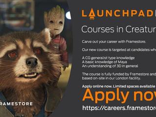 Framestore offers course in Creature FX