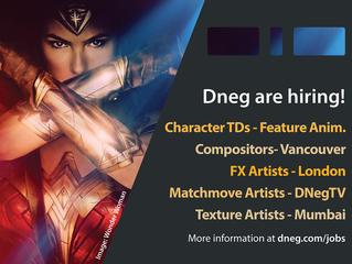 Dneg are hiring!