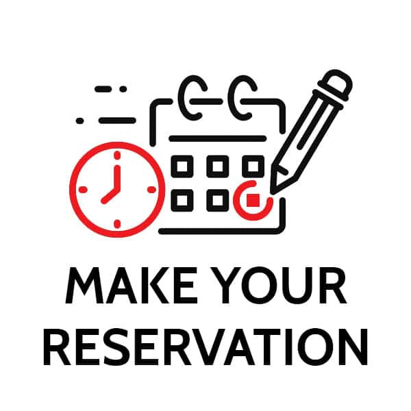 BOOKING / RESERVATION