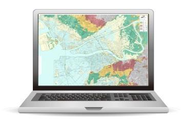 空の産業化を制する地図システム「MapQuest Air」を開発