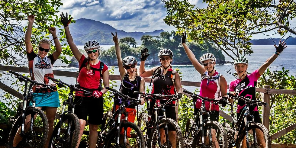 Buy a Ticket For Ladies Mountain Biking Weekend Friday 17th August to Sunday 19th August 2018