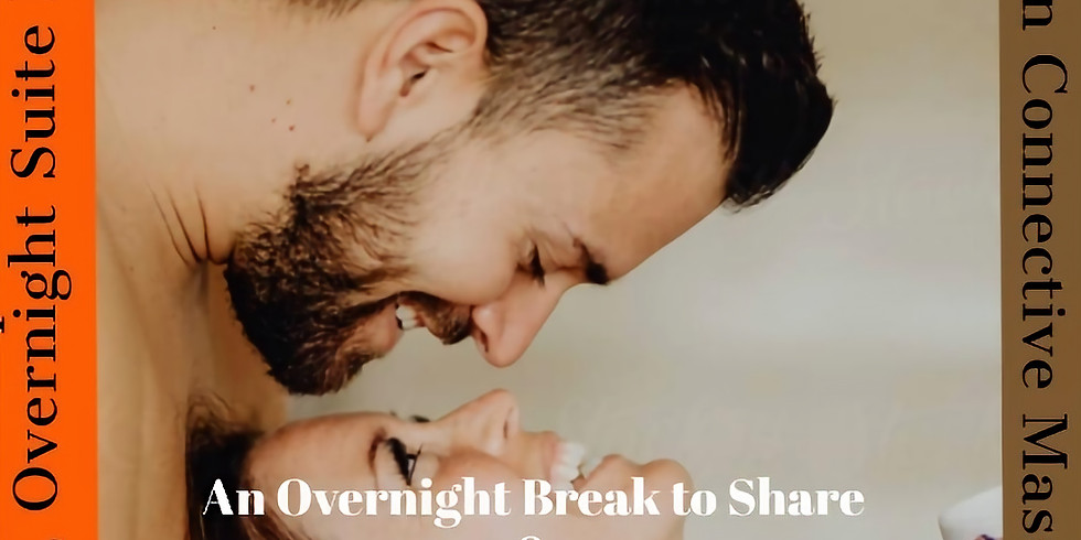 Couples Holistic Connective Massage Class  & 1 night Break Sunday 8th March 2020 for 5 Couples