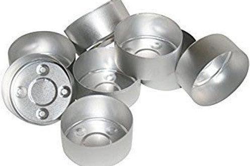Empty Tea Light Cups