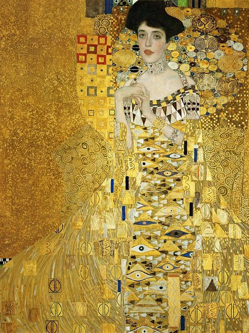 Diamond Dot Painting - Portrait of Adele Bloch Bauer I
